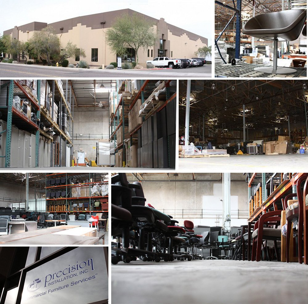 Commercial Office Warehousing