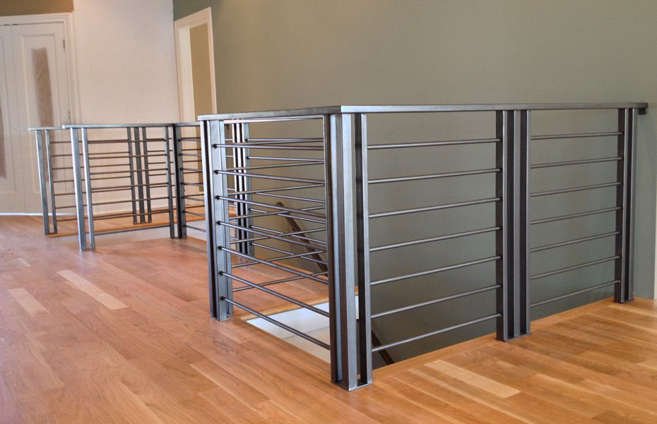 Custom Commercial Steelwork And Fabrication Precision