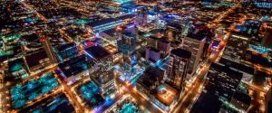 Metro Phoenix Skyline
