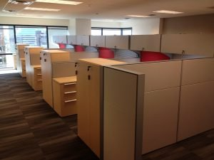 Phoenix Cubicle Installation